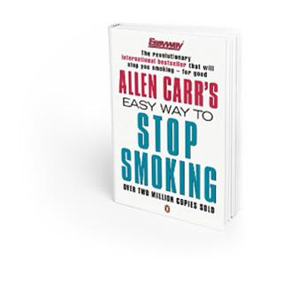 Książka Allena Carra – The Easyway to stop smoking